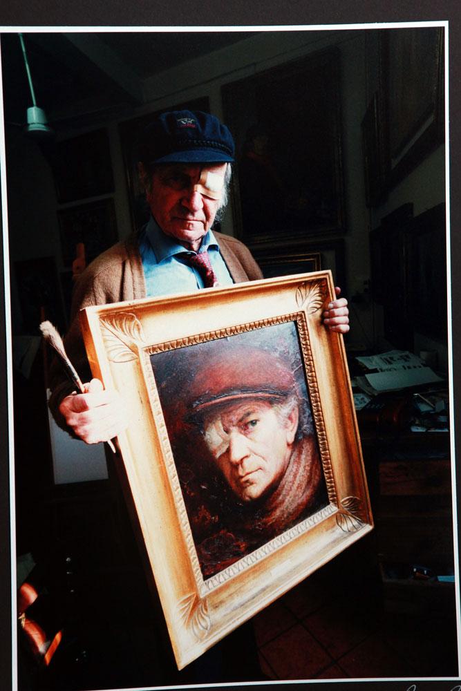 omaggio a Rembrandt