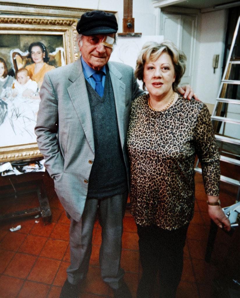 Rinaldo Gèleng e Valentina Di Palma