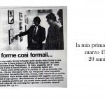 Prima mostra 1983'