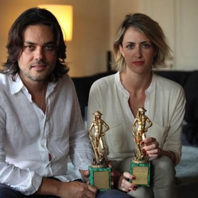 Isabella Cocuzza e Arturo Paglia