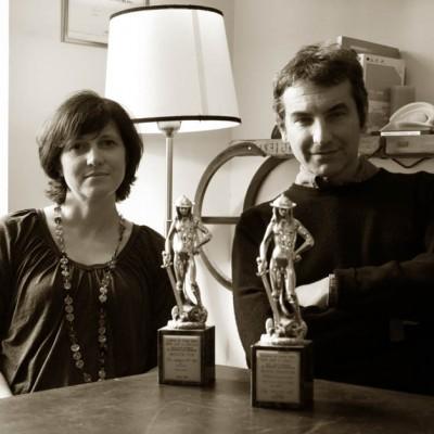Nicola Giuliano  e Francesca Cima